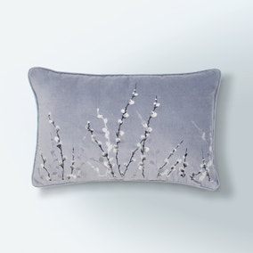Belle Embroidered Cushion