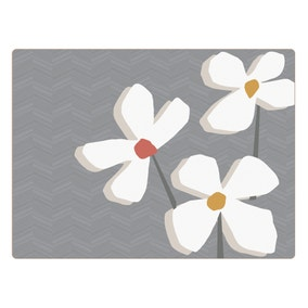 Elements Lena Set of 4 Cork Back Placemats