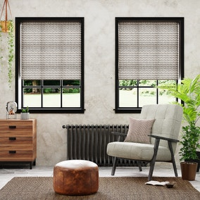 Sumba Black Daylight Roller Blind