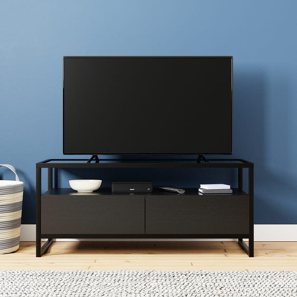 Dillon Black TV Unit Black