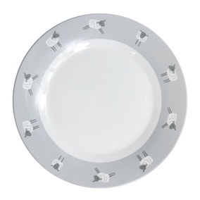 Penny the Sheep Dinner Plate