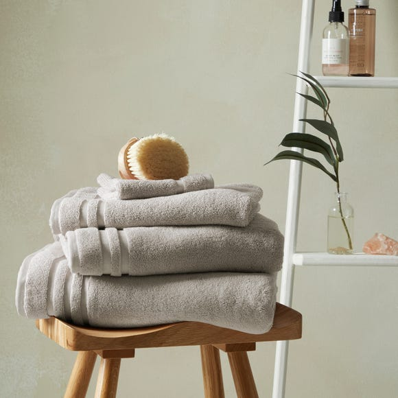 So Soft Bamboo Clay Towel  undefined