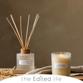 Natural 200ml Oil Camomille Reed Diffuser