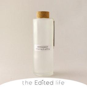 Natural 400ml Bergamot Oil Diffuser Refill