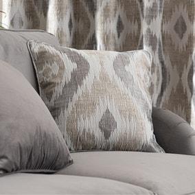 Ikat Jacquard Cushion