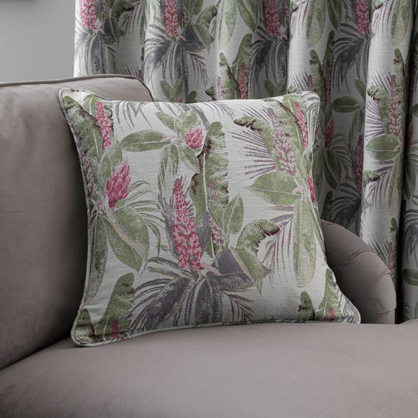 Rio Palm Cushion Green undefined