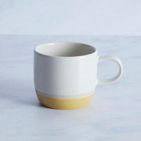 Elements Dipped Mug Ochre