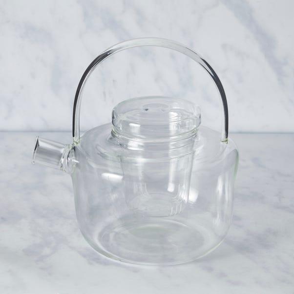 Glass Teapot Clear