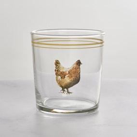 Homestead Chicken Tumbler