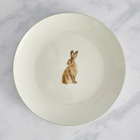 Homestead Hare Dinner Plate