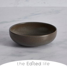Urban Charcoal Cereal Bowl