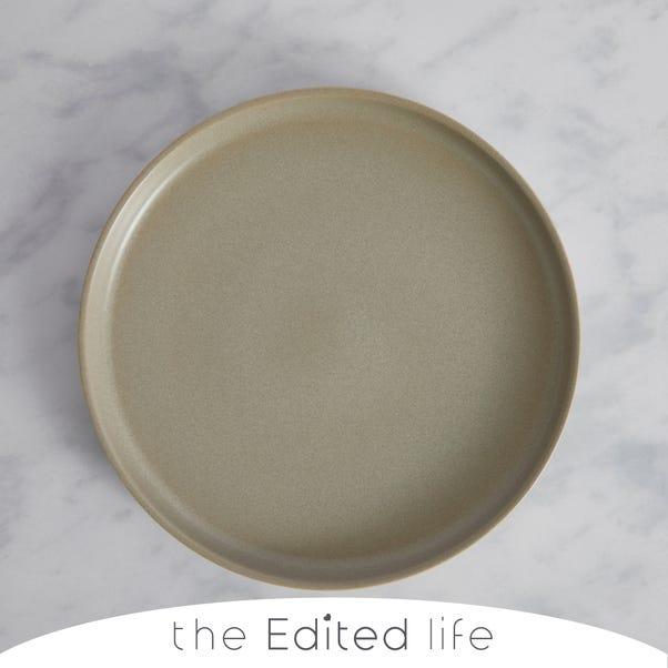 Urban Grey Dinner Plate  Grey