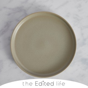 Urban Grey Dinner Plate