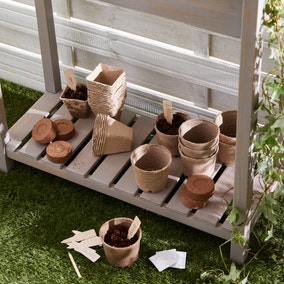Grow Your Own Complete Vegetable Starter Kit