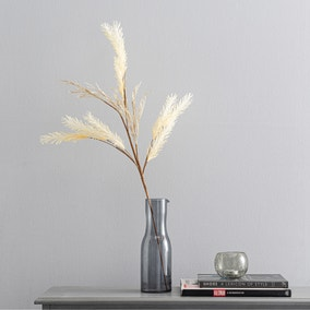 Artificial Dried Look Spray Stem Natural