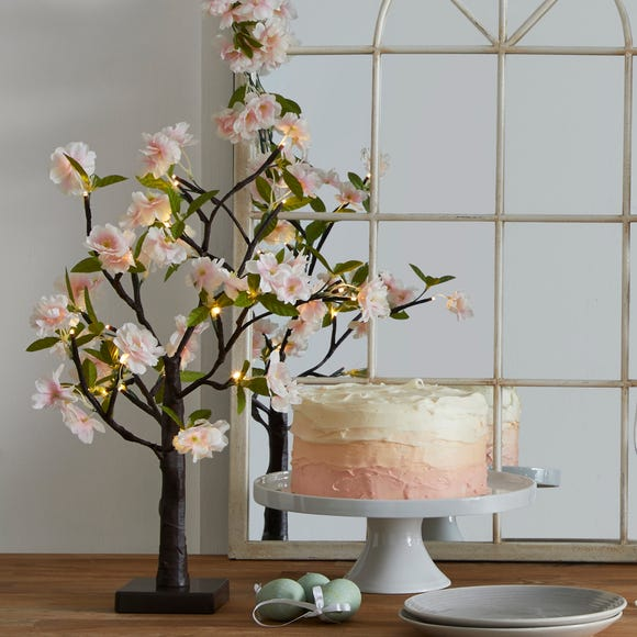 Apple Blossom Twig Tree White