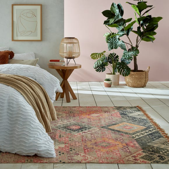 Kennedy Cotton Flatweave Rug  undefined