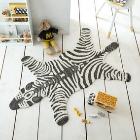 Zoe the Zebra 90cm x 150cm Rug