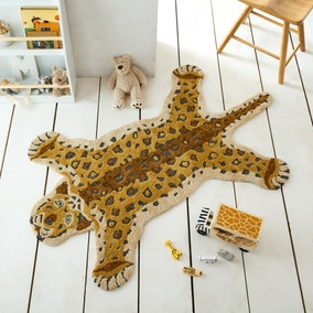 Rory the Leopard 90cm x 150cm Rug