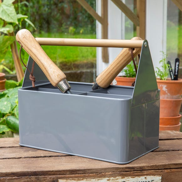 Garden Tools Tidy Dark Grey