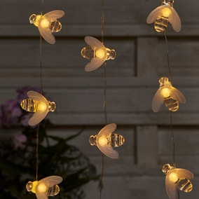 3m 20 LED Bumblebee Outdoor String Lights