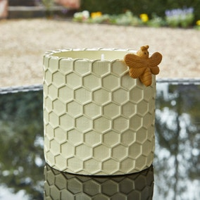 Bumble Bee Outdoor Citronella Candle