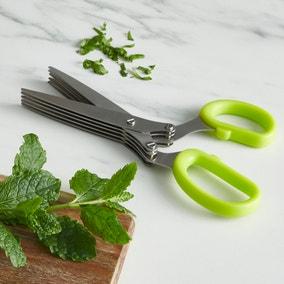 Handy Kitchen Herb Scissors