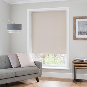 Luna Natural Blackout Roller Blind