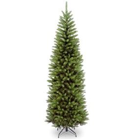 9ft Kingswood Fir Hinged Christmas Tree