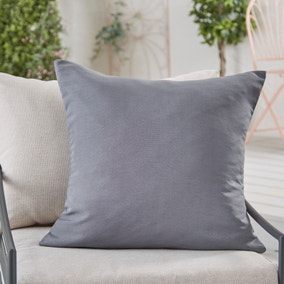 Charcoal Water Resistant Outdoor Cushion
