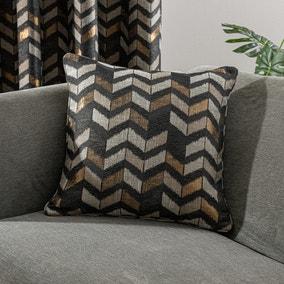 Zena Charcoal Cushion