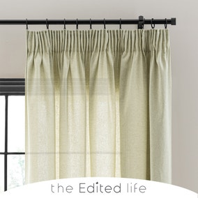 Recycled Weave 2Way Fern Curtains