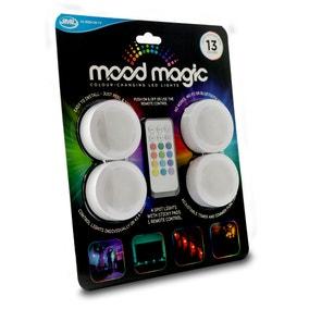 Mood Magic Changing Colour LED Lights