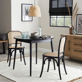 Tulle Black Chair