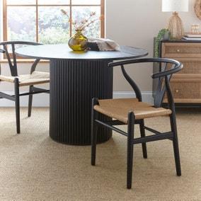 Lara Dining Chair Black
