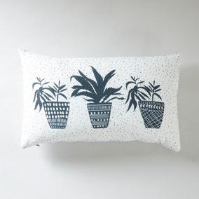 Modern Plant Pot Cushion