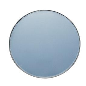 Apartment Circular Mirror 50cm Grey