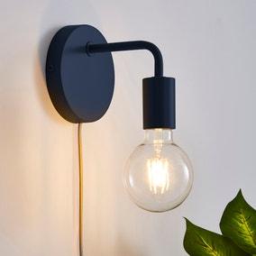 Elements Koppla Plug-In Wall Light