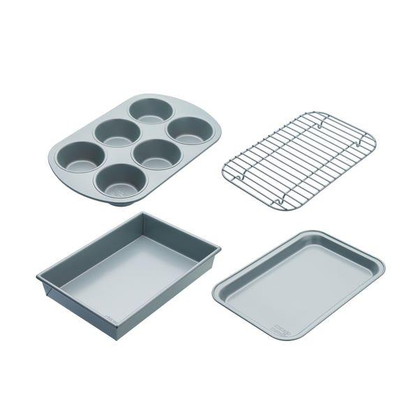 Chicago Metallic Bakeware Set Stainless Steel