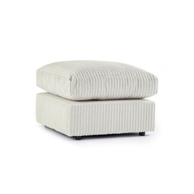 Champ Fabric Footstool