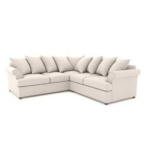 Melissa Alabaster Corner Sofa