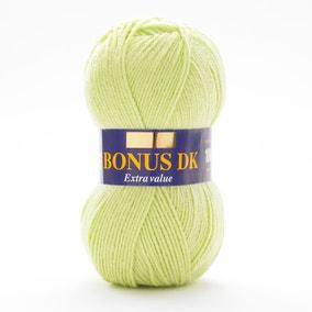 Hayfield Bonus DK Lime Wool
