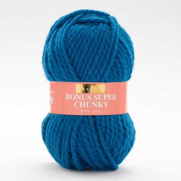 Hayfield Bonus Super Chunky Teal Wool