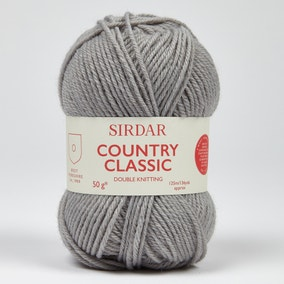 Sirdar Country Classic DK Silver Wool