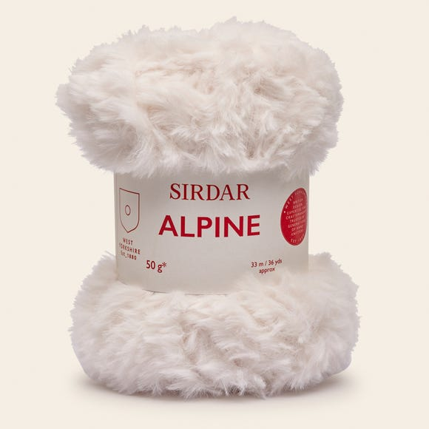 Sirdar Alpine Chunky Polar Wool