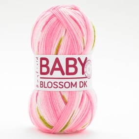 Hayfield Baby Blossom DK Baby Bouquet Wool