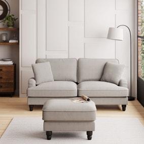 Beatrice Boucle 3 Seater Sofa