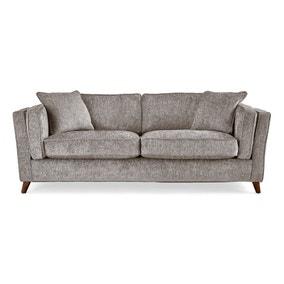 Arabella 3 Seater Sofa Luxury Chenille