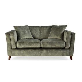 Arabella 2 Seater Sofa Slub Velvet