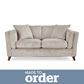Arabella 2 Seater Sofa Luxury Chenille